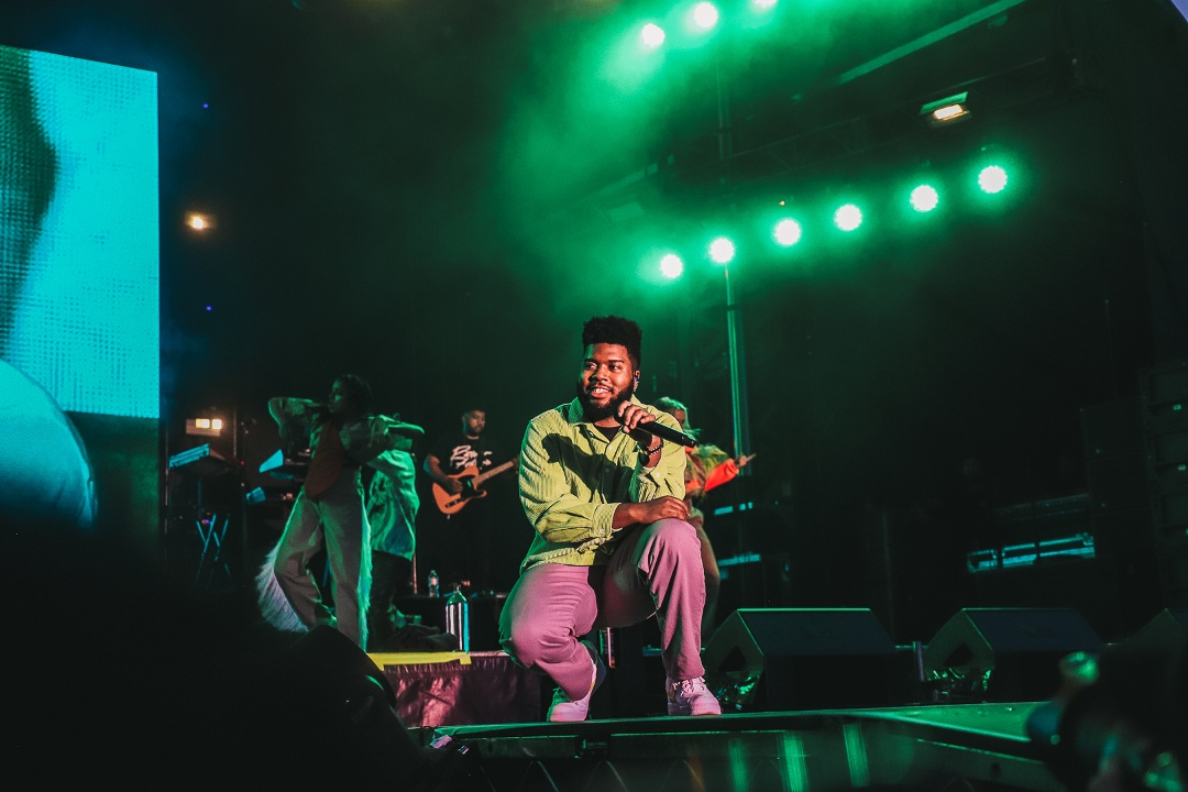 Khalid - FVDED In The Park 2019