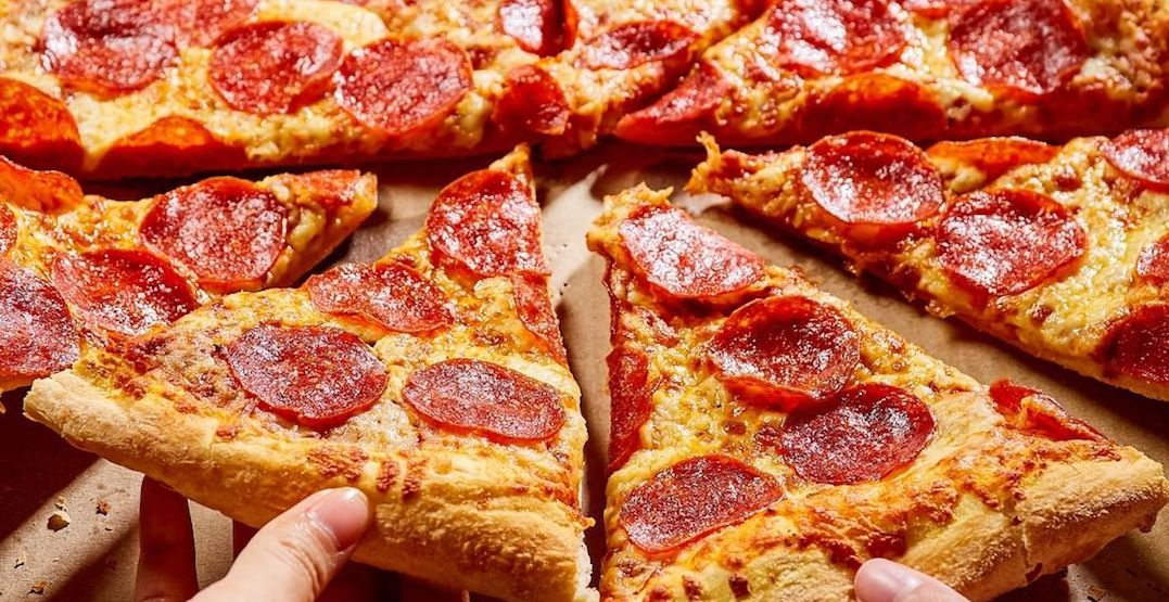 New downtown Domino's location giving away FREE pizzas right now