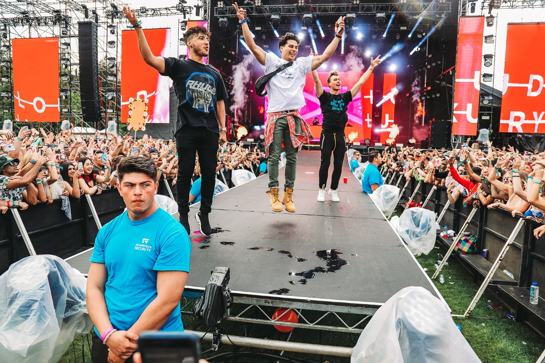 Loud Luxury FVDED In The Park