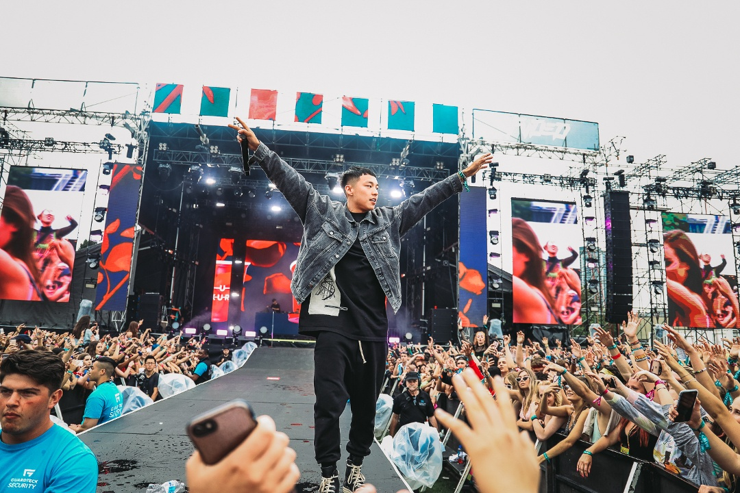 Anders FVDED In The Park 2019