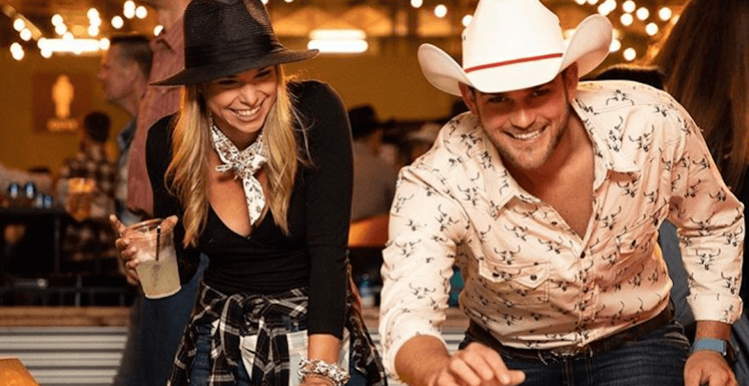 7 ways to step up the romance at the Calgary Stampede