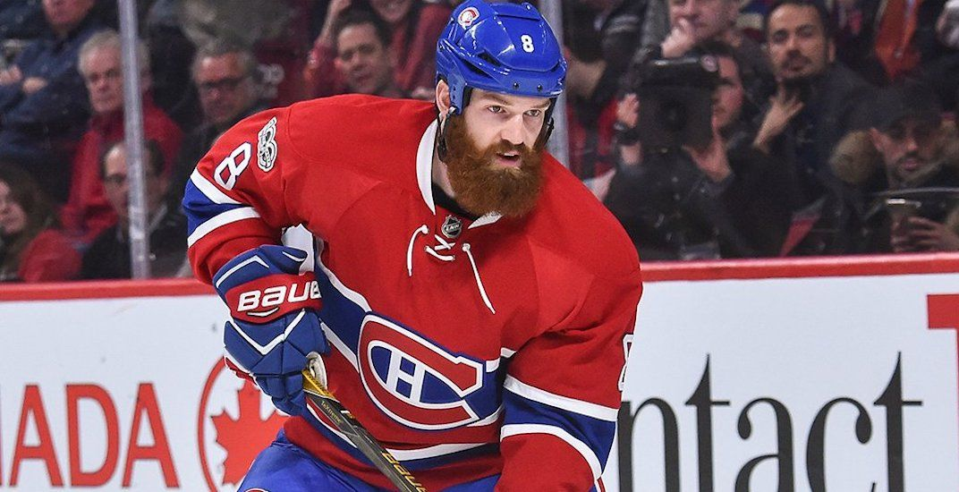 7 fun facts about new Canucks defenceman Jordie Benn