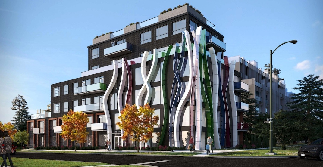 'Monarchy-inspired' condo building proposed for Cambie Corridor