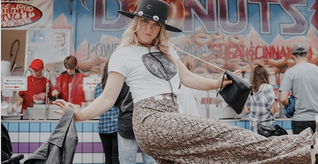 14 styling snaps of western fashion at the Calgary Stampede (PHOTOS)