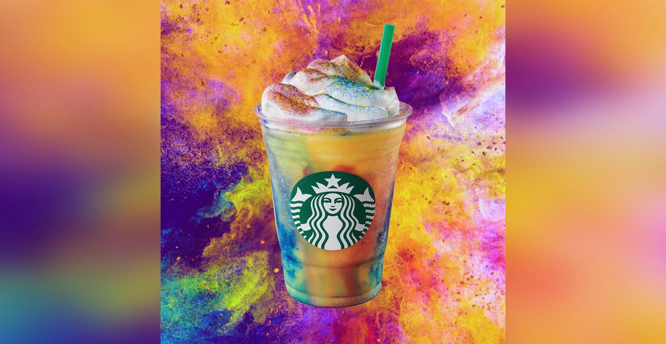 Starbucks Canada to release new 'Tie-Dye Frappuccino' July 10