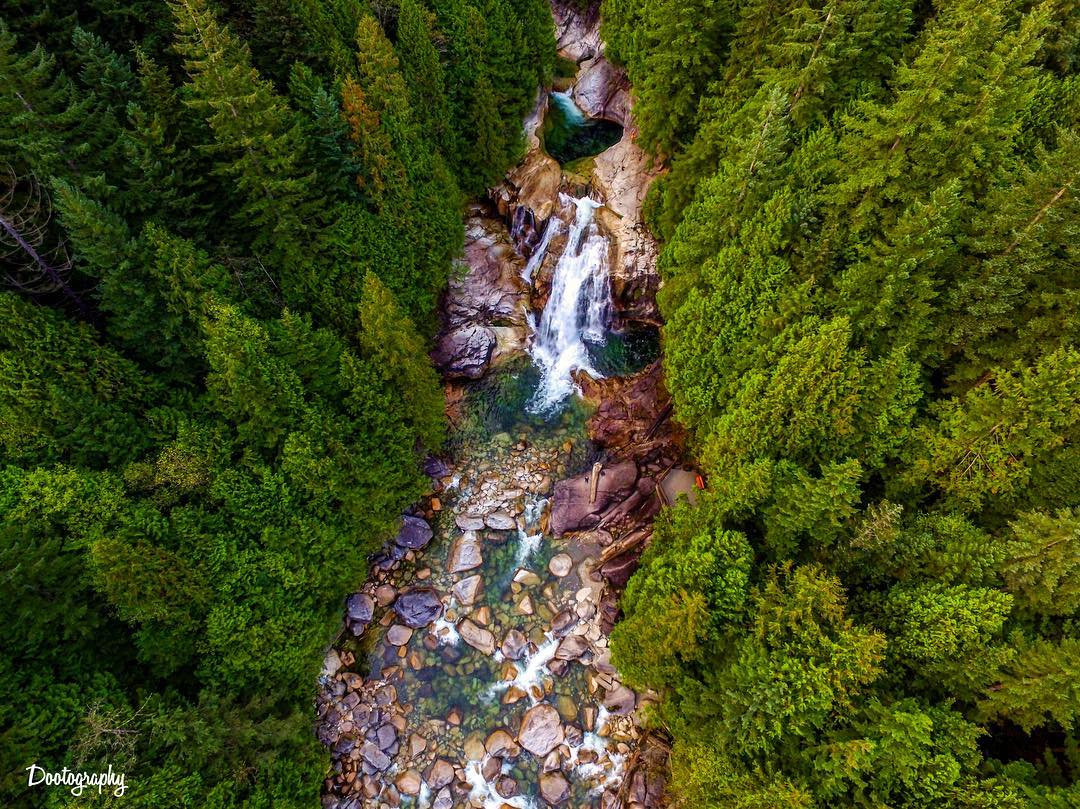 Gold Creek Falls
