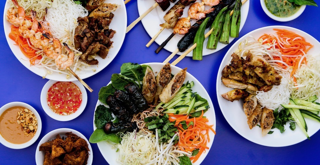 'NaMì's' new vermicelli bowl food cart opens July 17 in Vancouver