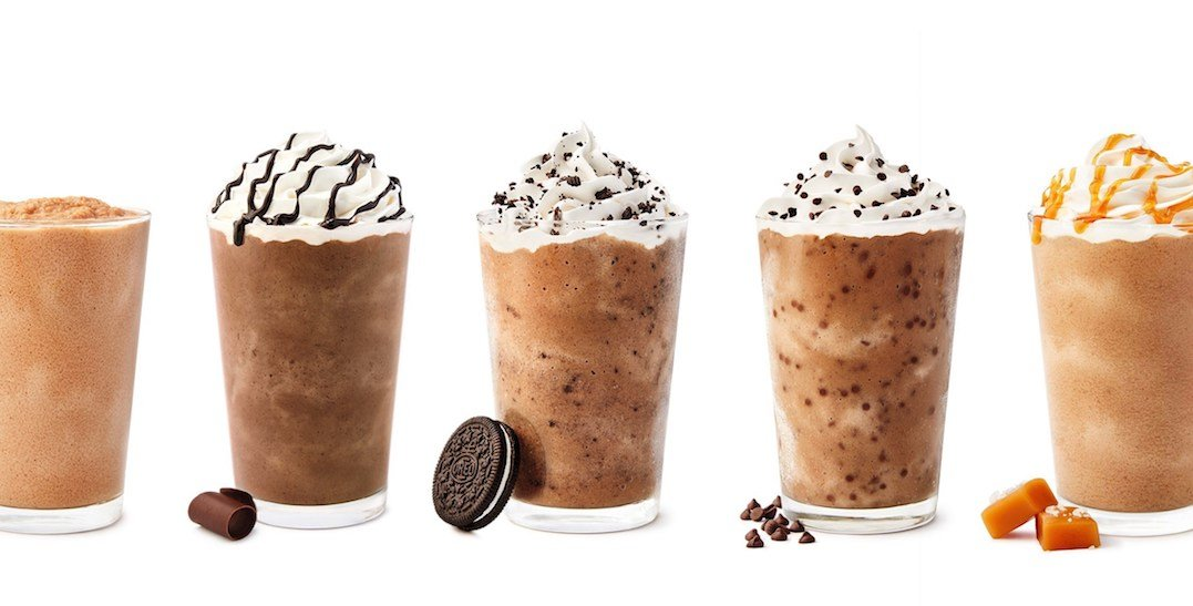 Tim Hortons dropping limited edition Ice Capp flavours across Canada