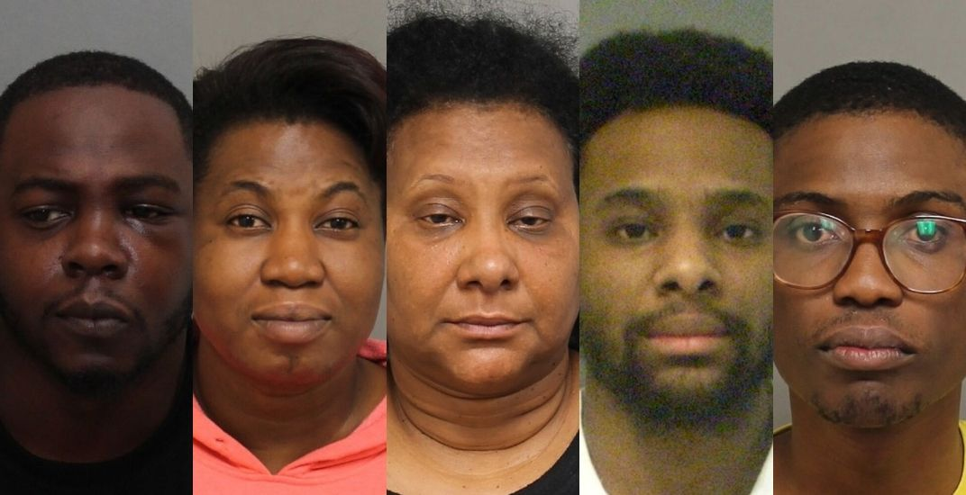 5 people charged after woman allegedly lured into sex-trade over online dating site
