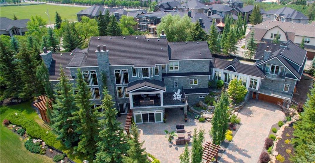 A look inside: $8.9-million 'Aspen Woods' Manor House in Calgary (PHOTOS)