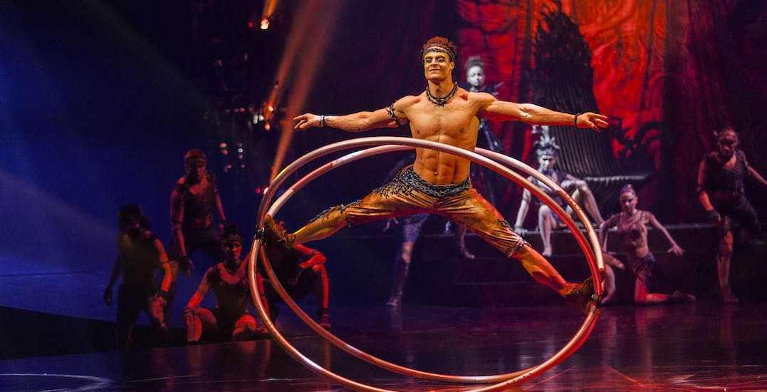 Win two tickets to Cirque du Soleil's Alegría this fall (CONTEST)