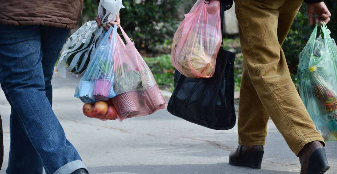 The city wants to know what you think of banning plastic bags in Vancouver