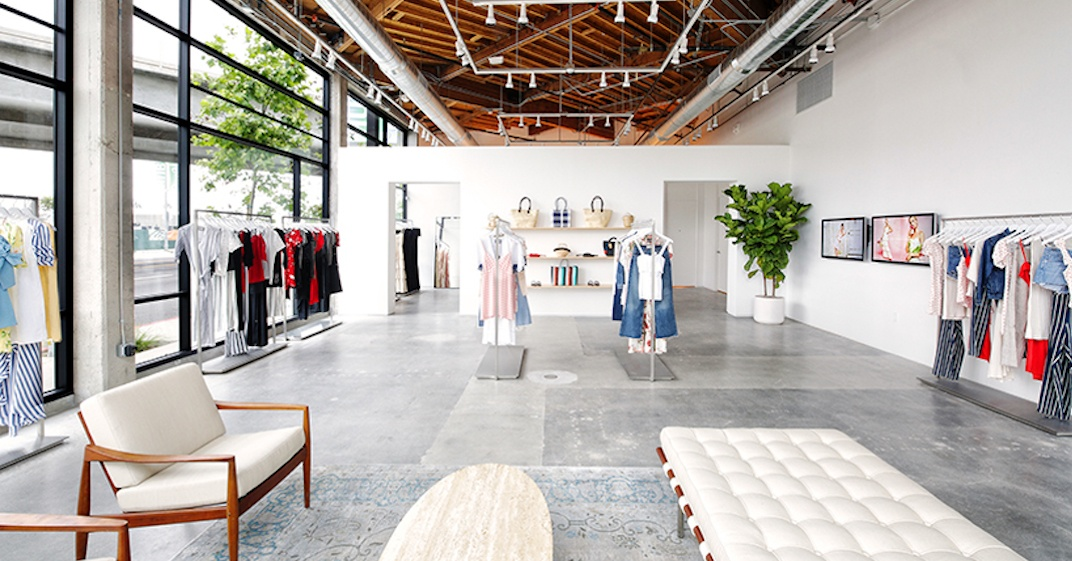 Sustainable fashion brand Reformation opens first store in Canada