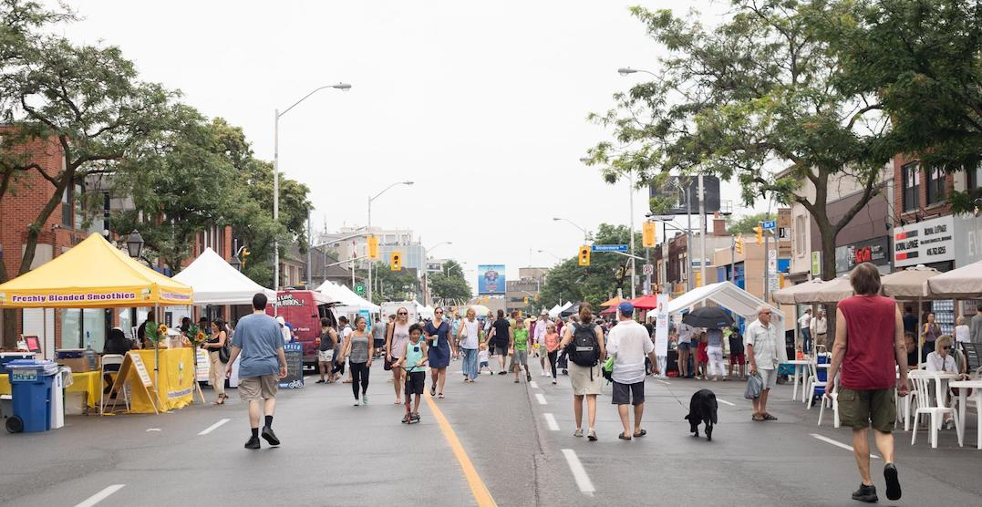 Bloor West Village is getting a huge street festival on July 13