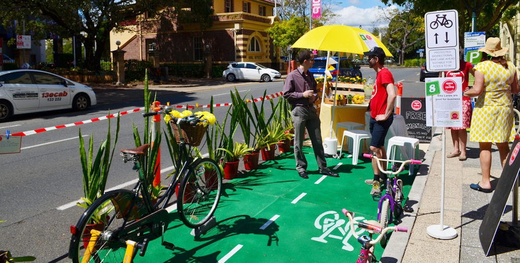 Applications now open for Calgary's 4th annual PARK(ing) Day