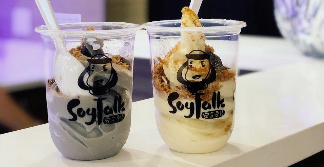 New dessert spot 'Soytalk' has quietly opened in Richmond