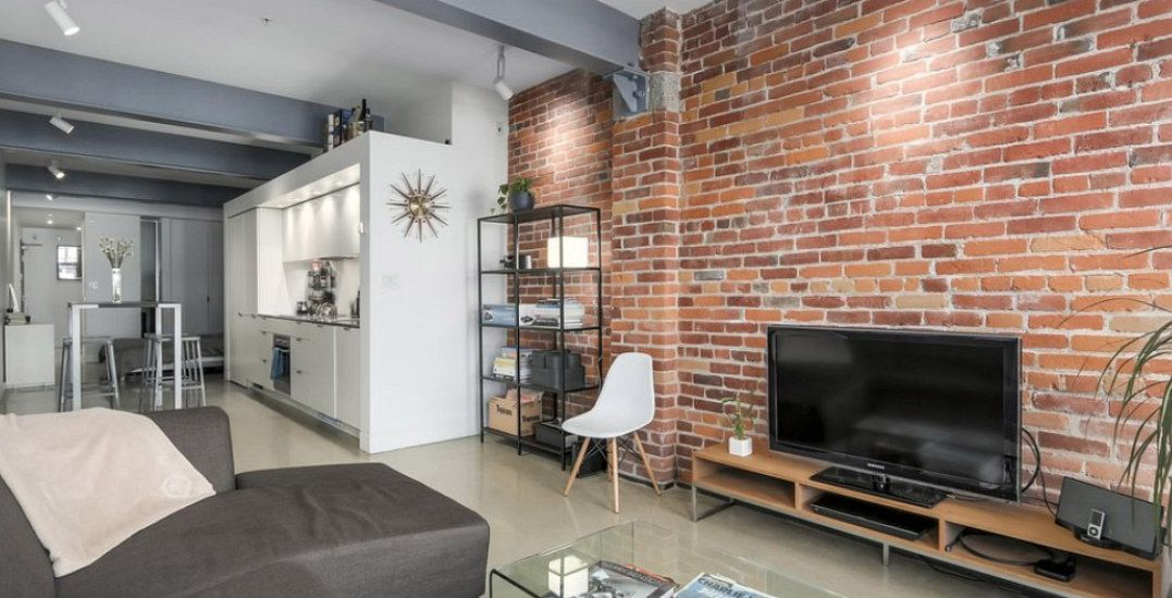 This Gastown loft looks like it's straight out of New York City (PHOTOS)