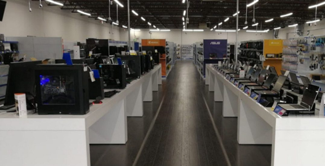 Canada Computers is having a grand opening party with massive discounts and more