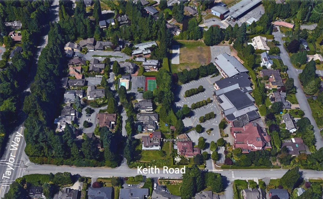 810 Taylorwood Place West Vancouver