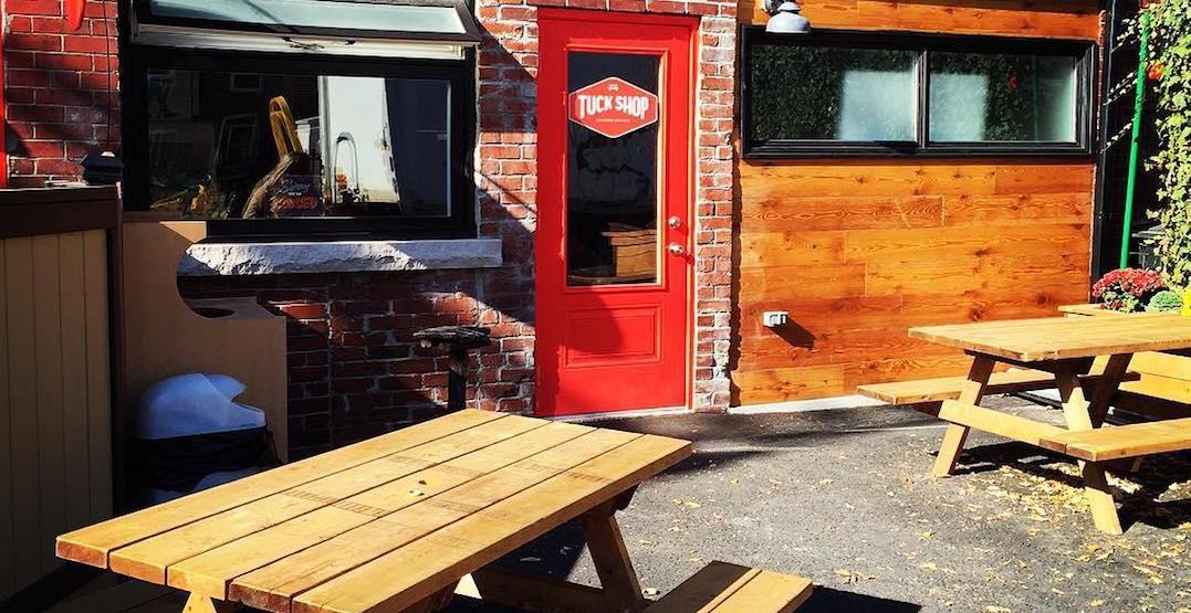Popular sandwich shop seeking community help to keep front patio