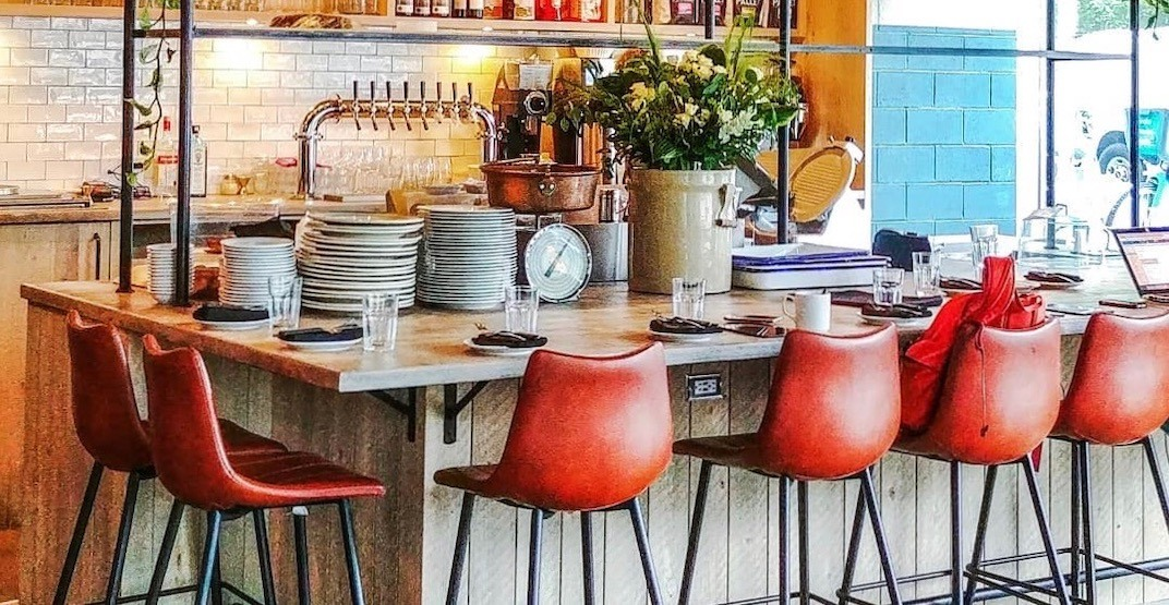 Vancouver's stunning new Italian restaurant 'Sprezzatura' is open