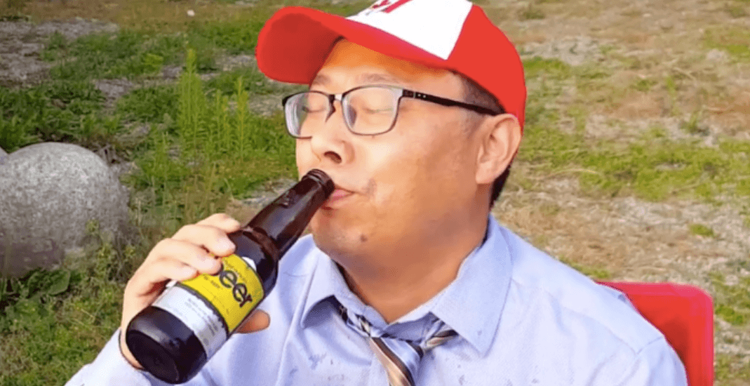 Burnaby's PPC candidate just released another awkward DIY campaign commercial (VIDEO)