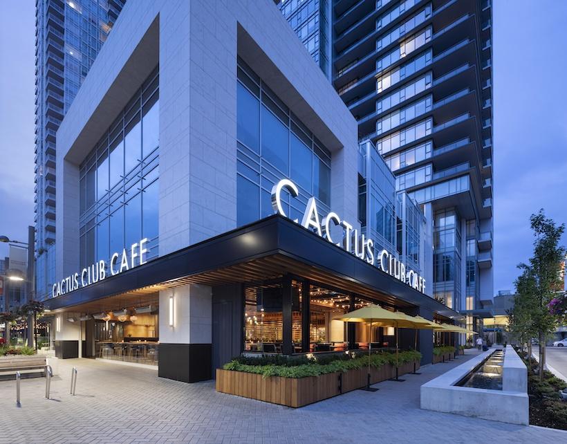 Cactus Club Station Square