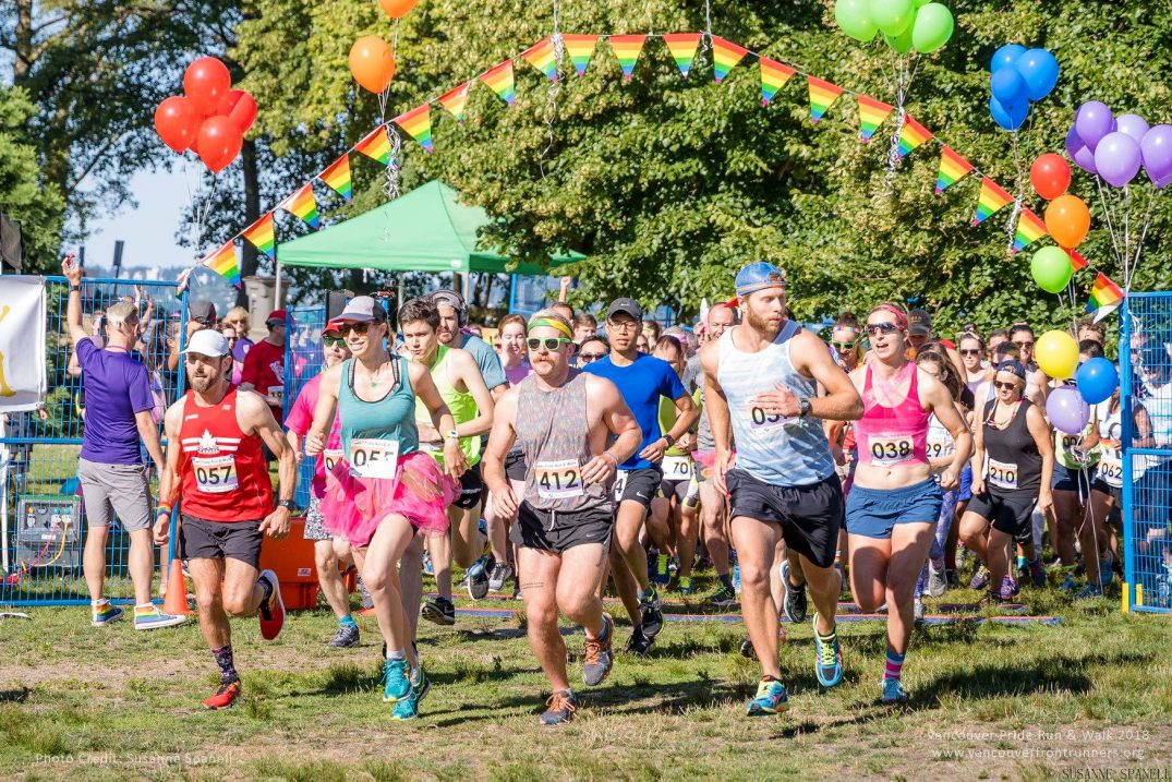 Six sweat-inducing Pride-themed workouts in Vancouver