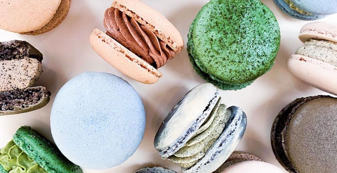 Here's where to get macaron ice cream sandwiches in Toronto