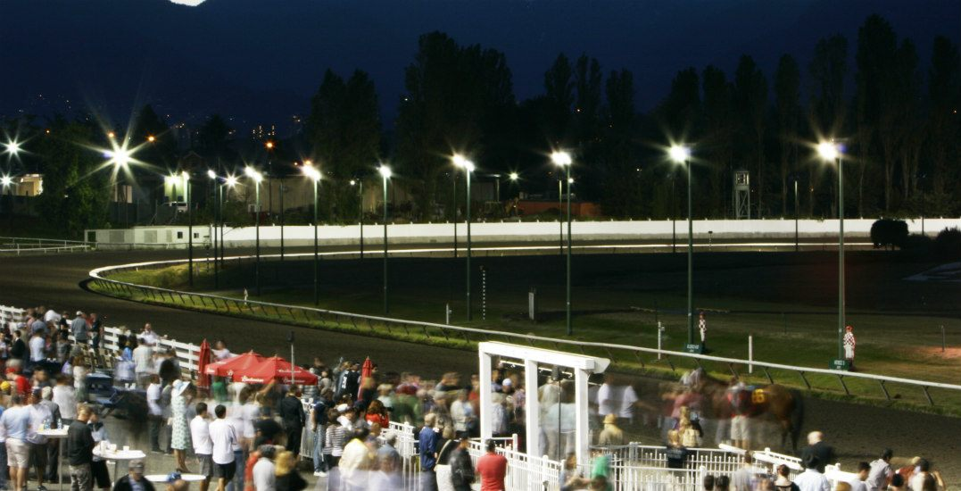 Friday Night Live is back at Hastings Racecourse