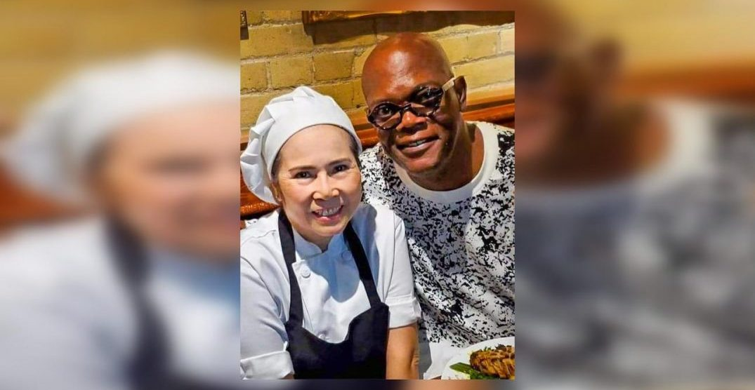 Samuel L. Jackson spotted at one of downtown Toronto's favourite Thai restaurants (PHOTOS)
