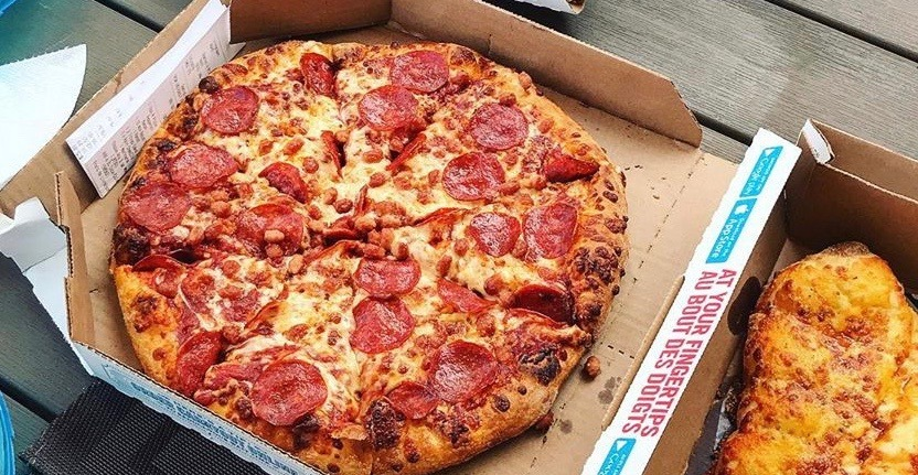 Domino's Canada is offering 50% off all carryout pizzas until July 21