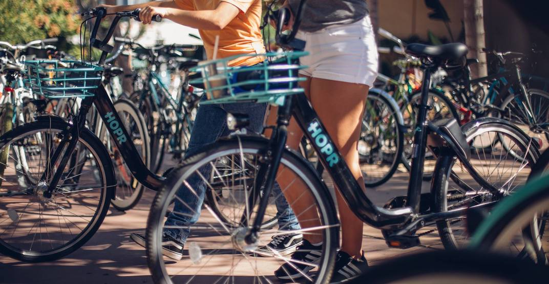 UBC switches to new operator for campus bike share