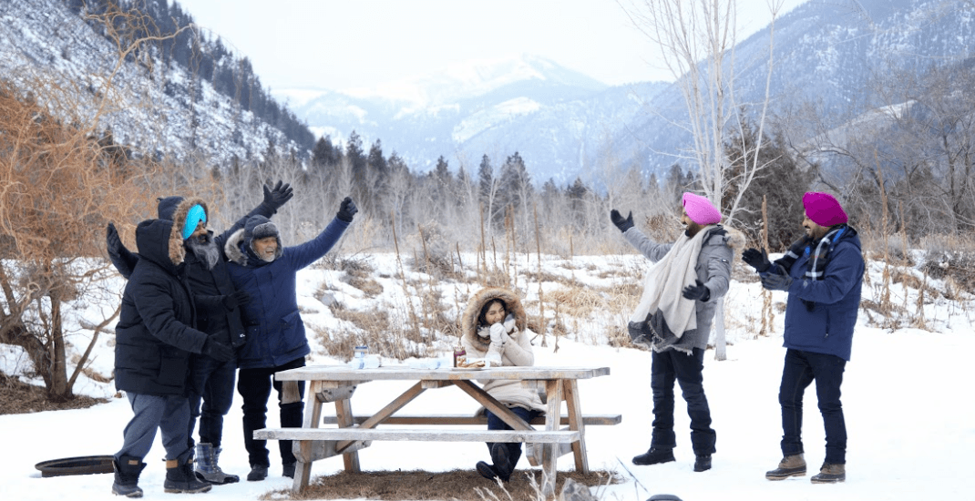 The beauty of BC takes centre stage in this new Punjabi film