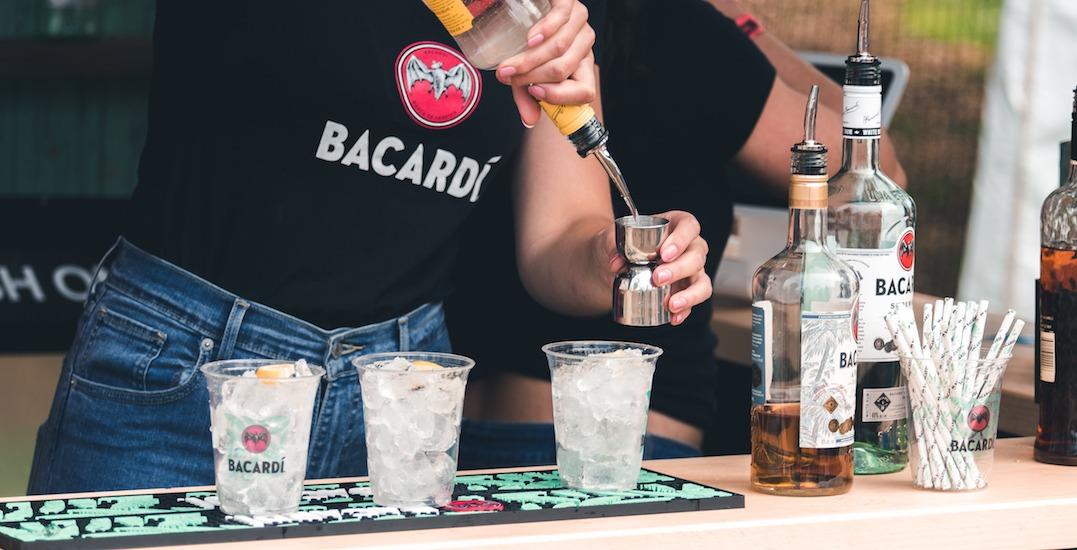 BACARDÍ brought island vibes to Osheaga Music Festival (PHOTOS)