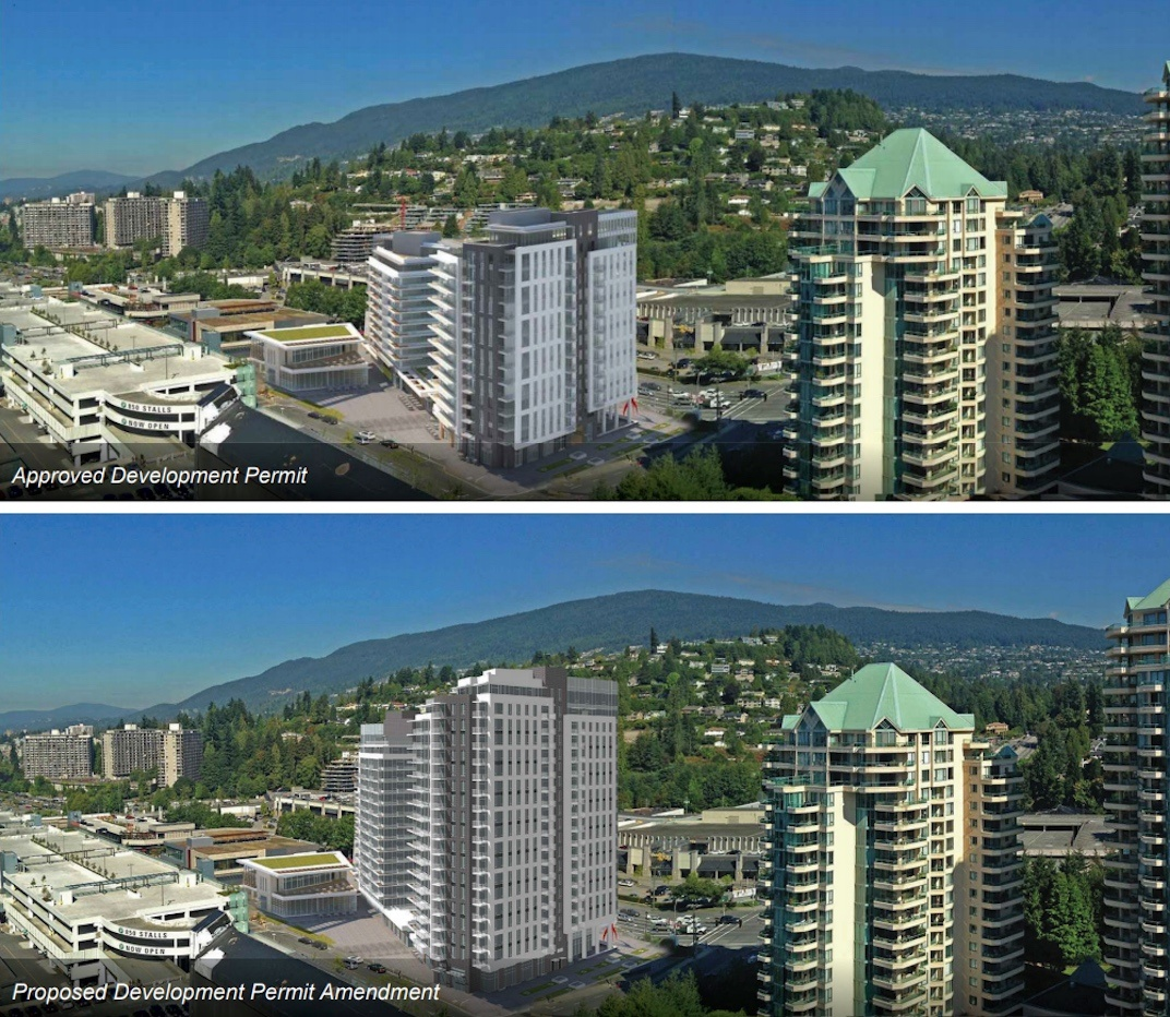 Gateway Residences 707-723 Main Street West Vancouver Park Royal