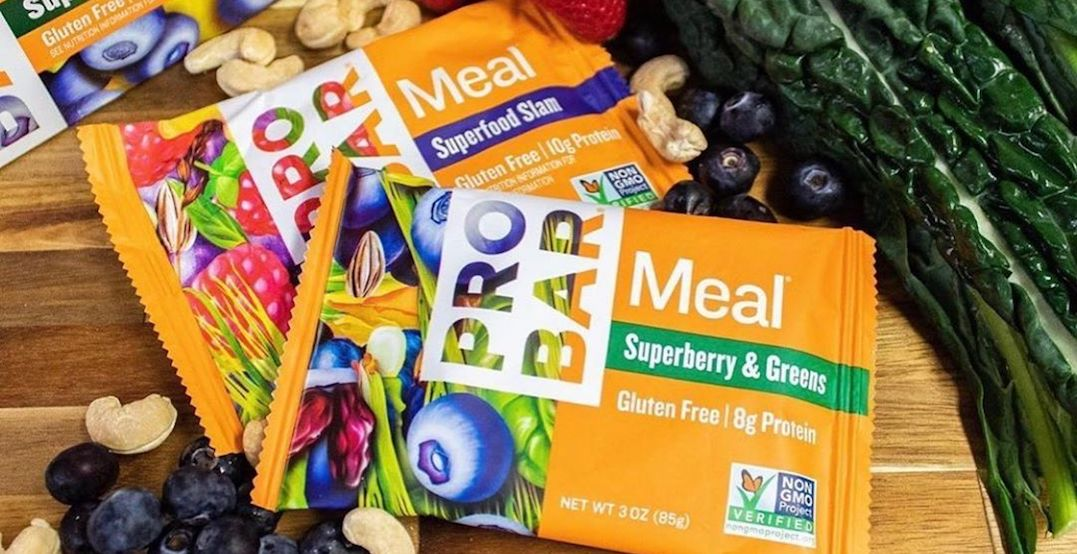 Meal replacement bars recalled due to undeclared allergens: CFIA
