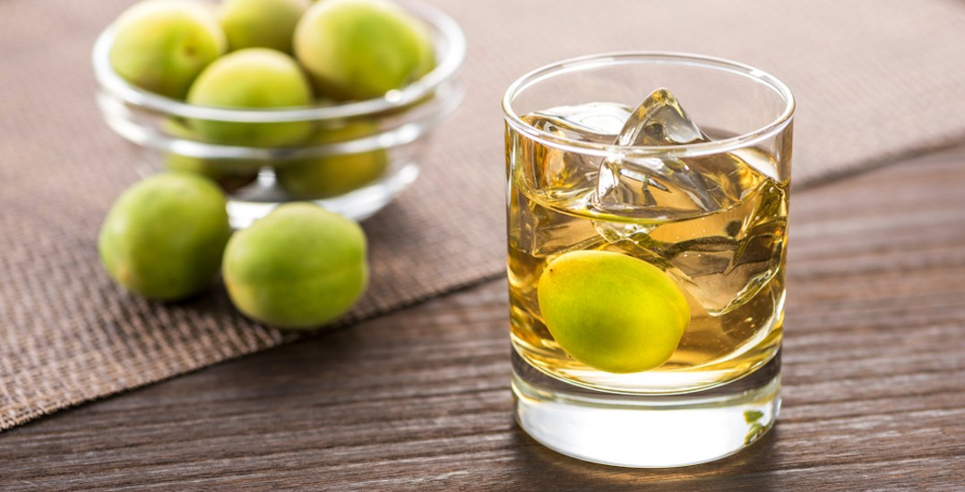 Everything you could possibly need to know about Japanese plum wine