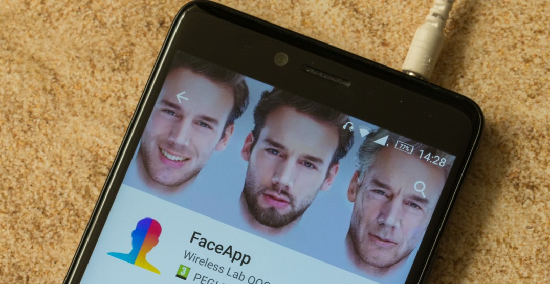 Security and privacy concerns raised as FaceApp popularity explodes