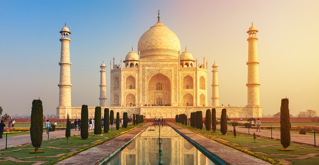 Taj Mahal found to be most popular 'New Wonder of the World' on social media