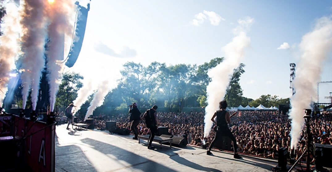 Heavy Montreal returns to rock out Parc Jean-Drapeau this month