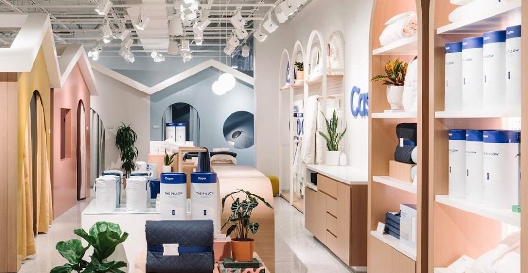 Casper opening its first Vancouver retail store this week