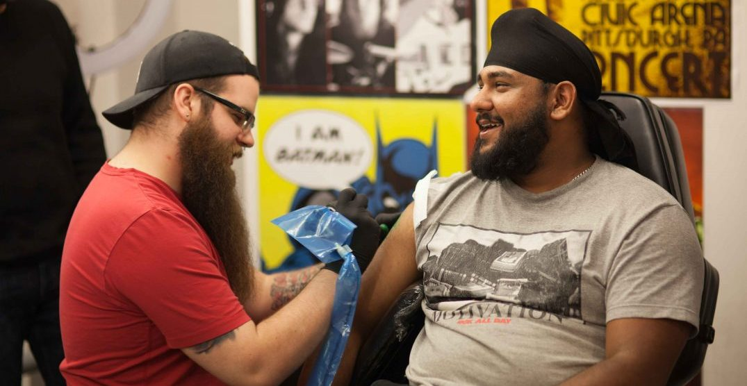 A day in the life of one of Canada's busiest tattoo shops