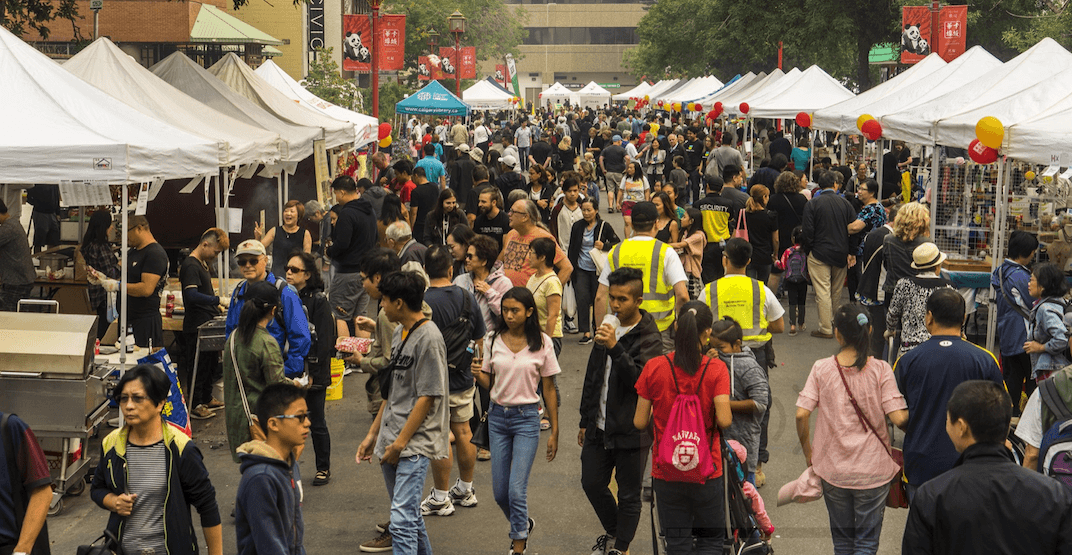 Experience the 'Silk Road' at the 2019 Chinatown Street Festival