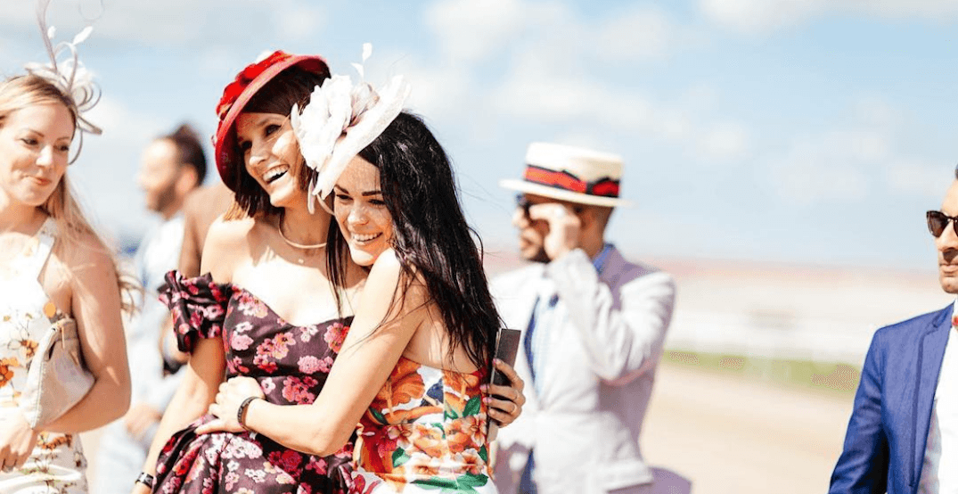 Enjoy a fashionable day at the races at Packwood Grand