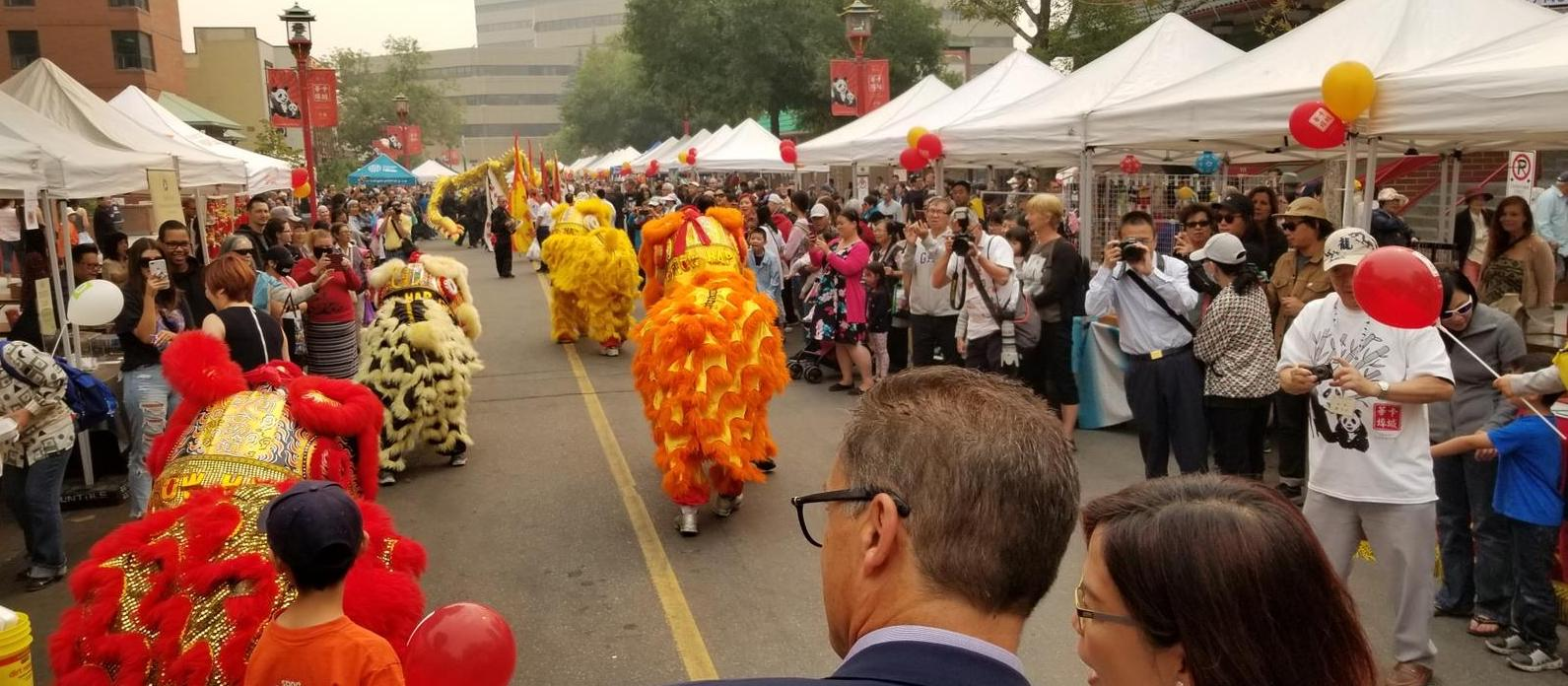 Chinatown Street Festival