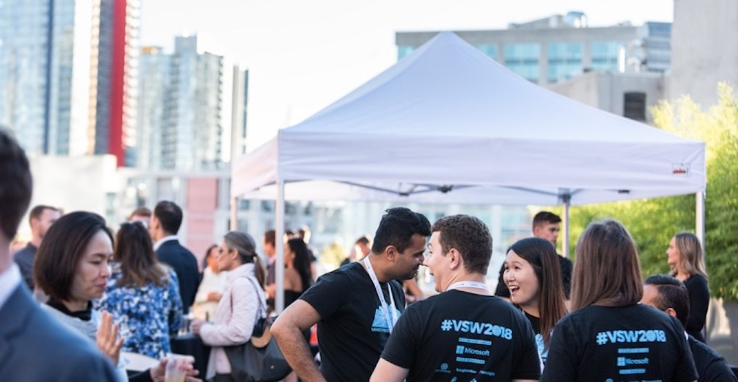 Here's everything you can expect at Vancouver Startup Week