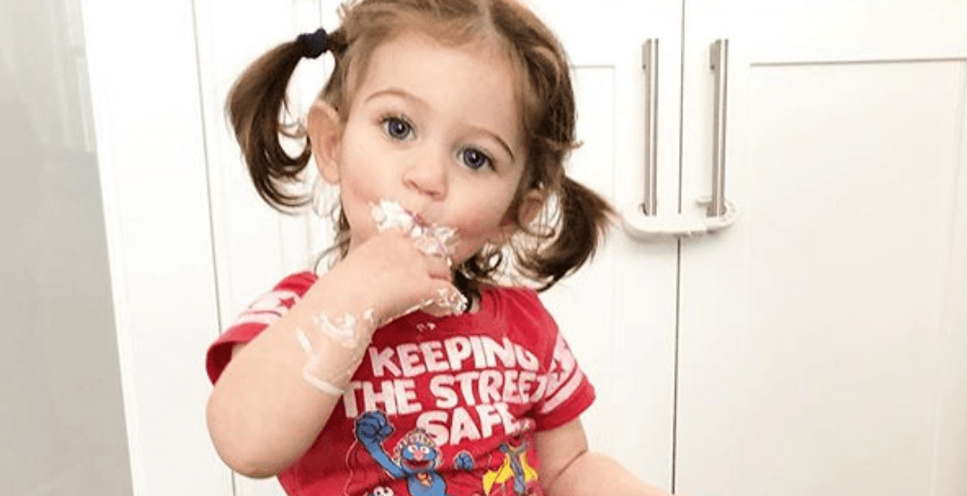 Miracles for Mila: Surrey toddler battles rare 'catastrophic' form of epilepsy
