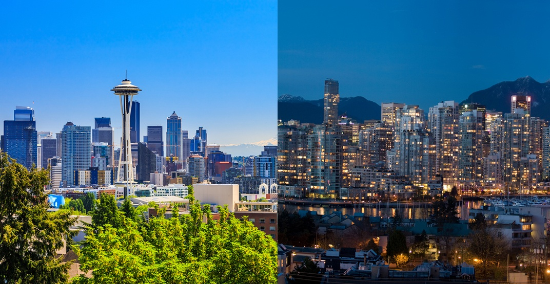 Majority of BC residents feel more connection with Seattle, Portland than eastern Canada: poll