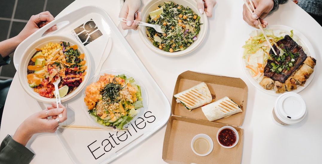 The City of Lougheed wants to give you a year of free lunches (CONTEST)
